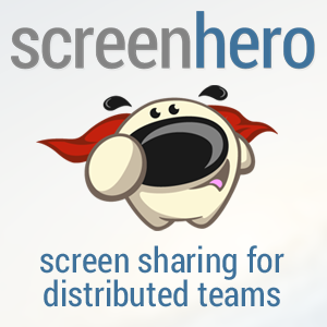 Screenhero: screen sharing for distributed teams