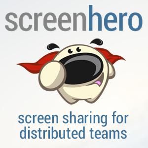Screenhero: screen sharing for distributed teams